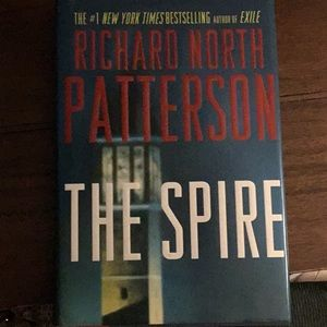 "Richard North Patterson ""The Spire"" hardback book"
